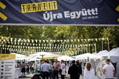 Újra együtt! - Tranzit Közéleti Évadnyitó és Gondolatexpo - Tihany, 2021. 08. 26-29.