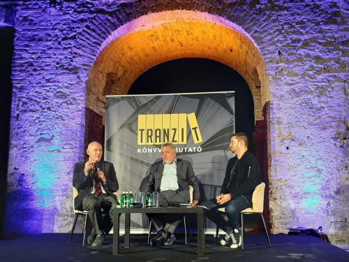 Antikok és modernek vitája - Könyvbemutató – Budapest, 2019. 09. 27.